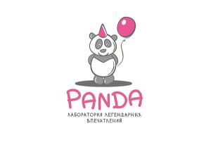Фирменный стиль для агентства праздников «Панда» г. Омск.